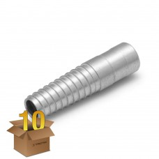 Alüminyum Dişli Ağzı 25 mm Hortum için (10' lu Paket)