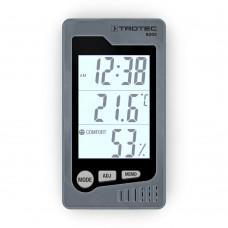 Nem ve Sıcaklık Ölçer BZ05 - ISO I.2302'ye göre kalibre edildi