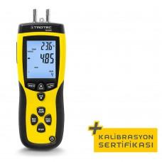 Pitot Tüplü Anemometre TA400 - kalibrasyon sertifikası dahil